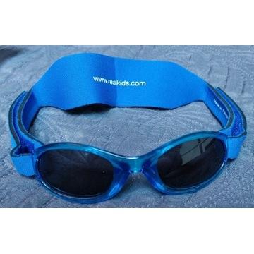 Okulary przeciwsłoneczne dla dziecka 0+