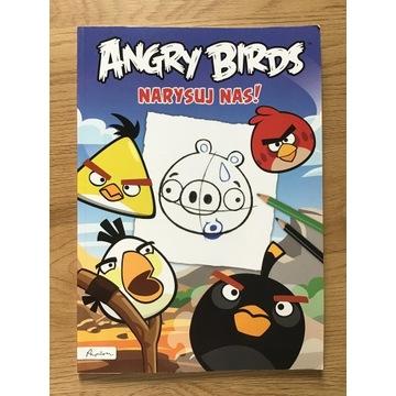 Angry Birds - Narysuj nas!