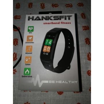 Opaska sportowa smartband fitness