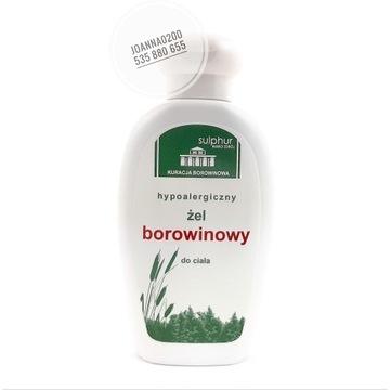 Hypoalergiczny żel borowinowy 200 ml
