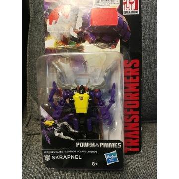 Transformers Power of Primes Skrapnel