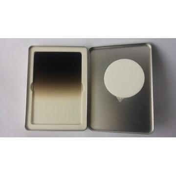 HAIDA Nano Pro 1.2 GND soft. Filtr połówkowy szary