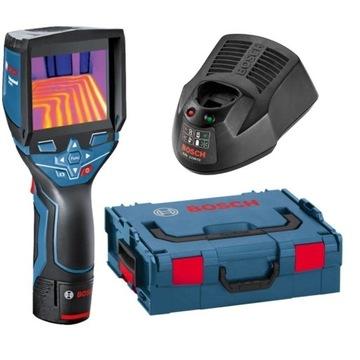 Kamera termowizyjna Bosch GTC 400 C - wynajem.