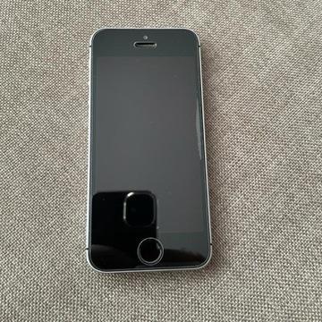 Apple iPhone SE 32GB czarno-szary