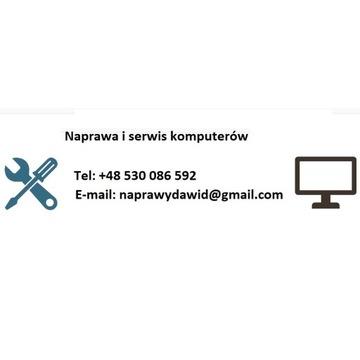 Naprawa/Serwis komputerów i innych