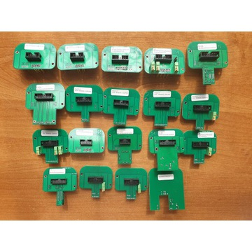 Zestaw adaptery BDM do KTAG KESS BDM100 GALETTO