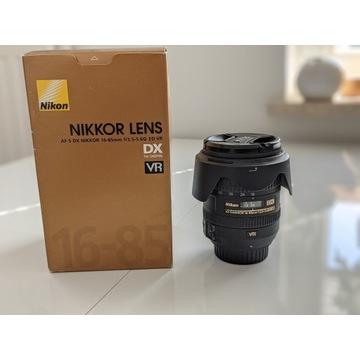 Nikon AF-S Nikkor 16-85mm f/3.5-5.6 G ED