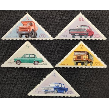 Motoryzacja - ZSRR** 1971