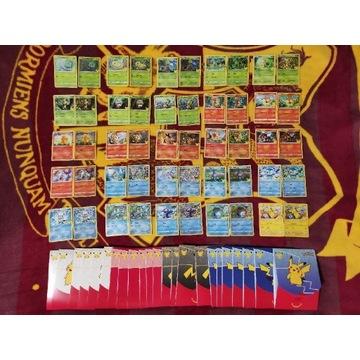 Pokemon McDonalds Zestaw Na 25 Rocznicę 50/50