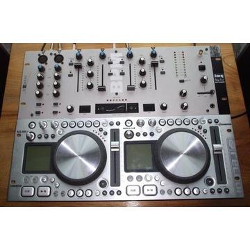 Reloop RCD3000S - kultowy CD player!