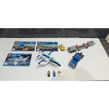 Lego 60079 transporter odrzutowca