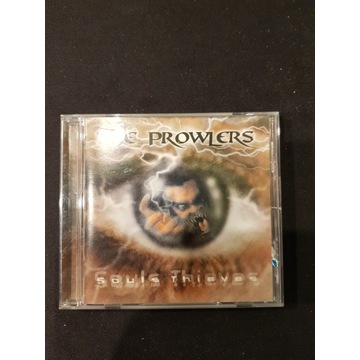 THE PROWLERS - SOUL THIEVES CD