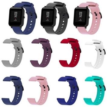 Silikonowy pasek do zegarków sportowych Xiaomi