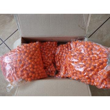 Kulki TOMAHAWK ZERO - orange - karton (2000 szt)