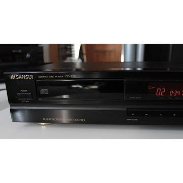SANSUI CD 270 -piękny odtwarzacz CD topowej marki