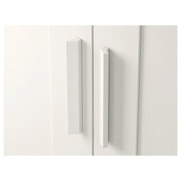 IKEA uchwyt Brimnes biały szafa leżanka komoda itd