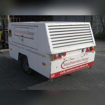 Kompresor Sprężarka Spalinowa Śrubowa Kaeser 5m3