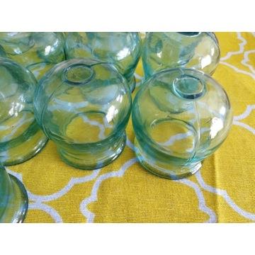 Bańki lekarskie szklane 14 szt