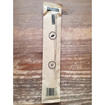 Szczoteczka do zębów bambusowa biodegradowalna