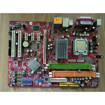 MS-7360 Micro-Star + Intel Core 2 Duo E6550 (24)