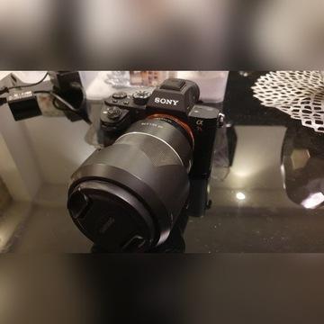 Sony A7R II Przebieg 5802 3 baterie