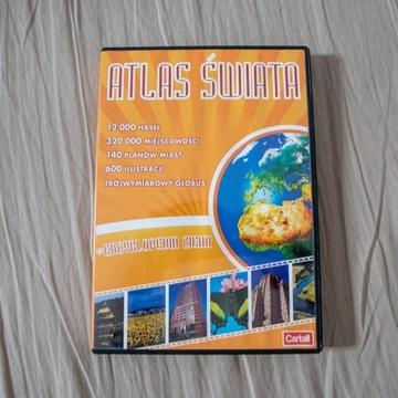 Atlas Świata Encyklopedia Ziemi