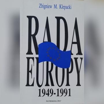 Rada Europy 1949-1991