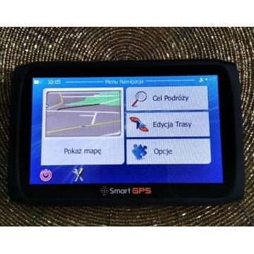 Smart GPS sg 720 igo primo truck 2020 ADR TIR
