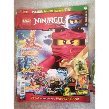 Magazyny Ninjago 2016