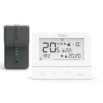 Regulator temperatury bezprzewodowy TECH ST 292 V2