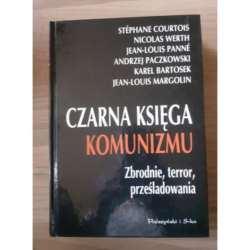 Czarna księga komunizmu  Courtois; Werth; Panne