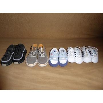 buciki niemowlece adidas 17 19 21nike air max 20