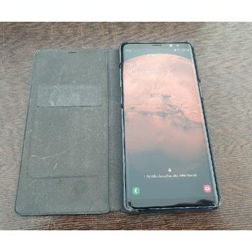Samsung Galaxy Note 8 dual z etui portfel