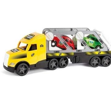 Magic Truck ACTION z Autkami Retro !