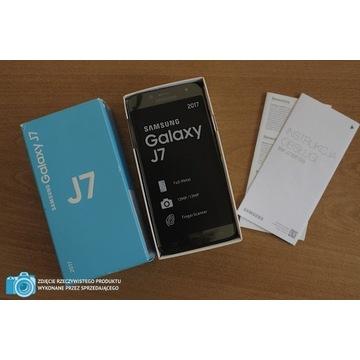 Samsung Galaxy J7 (2017) - ŚWIETNY STAN - J730F Du