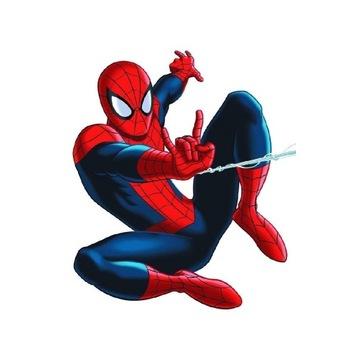 Wydruk z Masy Cukrowej Spider-Man, Hulk
