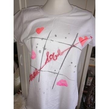 T-shirt bluzka koszulka nowa rozmiar L