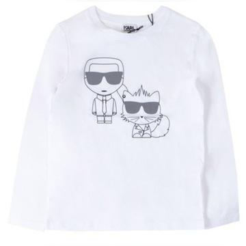 Karl Lagerfeld kids longslave rozmiar 114/06A