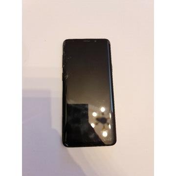 Samsung S9+ SM-G965F Sprawny + Etui Stan dobry