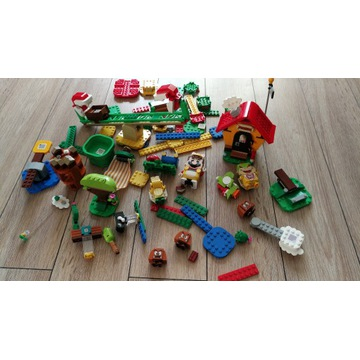 LEGO SUPER MARIO 71360 - SUPER ZESTAW z dodatkami