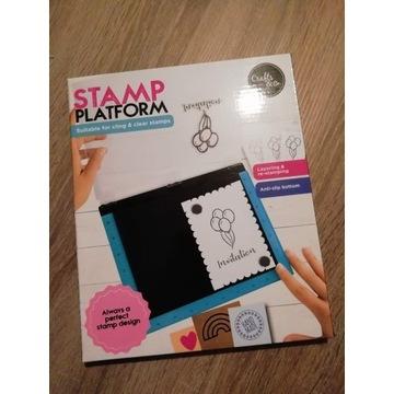 Tablica do stempli stamp platform stemplowanie
