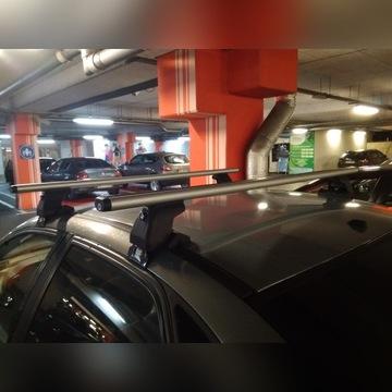 Uniwersalny bagażnik dachowy bazowy aerodynamiczny