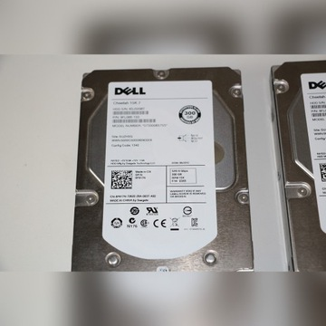 """Dysk SAS 300GB 15k RPM 6Gb Seagate/Dell 3.5"""""""