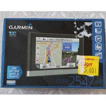 "GARMIN NUVI 2547 LMT 5"""