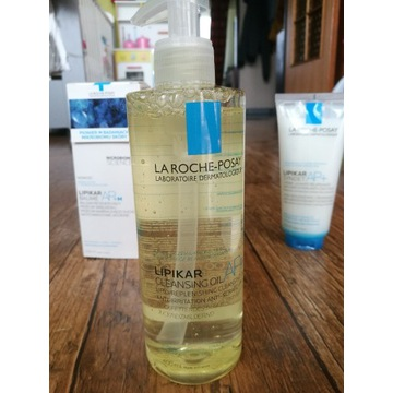 La Roche-Posay Lipikar Cleansing Oil AP+ 400ml