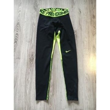 Legginsy Nike PRO COMBAT roz. M