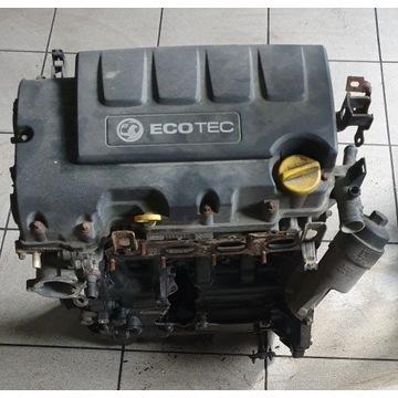 Silnik Opel Corsa Astra A14XER/B14XER  uszkodzony