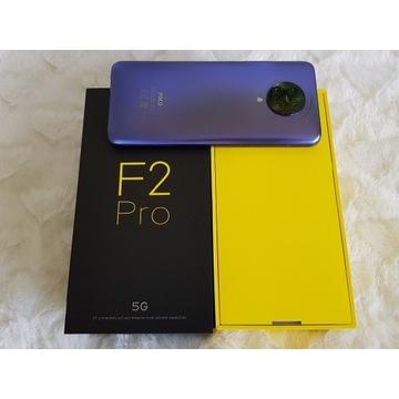 Jak Nowy Fioletowy POCO F2 PRO 6/128 GB Gwarancja!