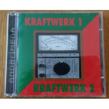 CD KRAFTWERK 1 / KRAFTWERK 2 --- UNIKAT, IDEAŁ