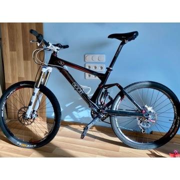 Rower MTB Scott Genius 30 Carbon Full Fox 150 mm